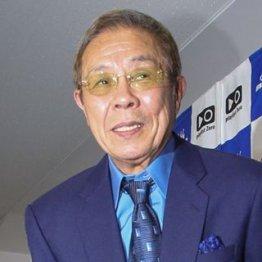"""その名も""""ぽん太""""/(C)日刊ゲンダイ"""