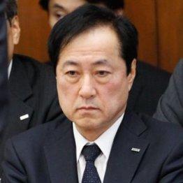 続投とは…/(C)日刊ゲンダイ