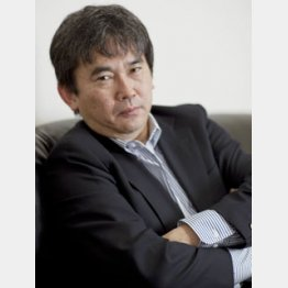「ハゲタカ」シリーズでおなじみの真山仁氏/(C)日刊ゲンダイ