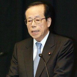 中国の李克強首相と面会/(C)日刊ゲンダイ
