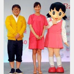 妻夫木のび太とは好対照/(C)日刊ゲンダイ