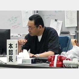 福島原発事故の全てを知っていた故・吉田所長/(東京電力提供)