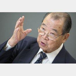 歴史の生き証人/(C)日刊ゲンダイ