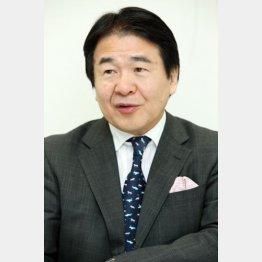 格差社会の立役者/(C)日刊ゲンダイ