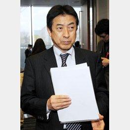 解雇規制緩和に前向き/(C)日刊ゲンダイ