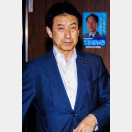 第1次安倍政権「官邸崩壊」の元凶/(C)日刊ゲンダイ