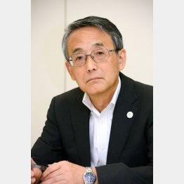 規制委員会の田中俊一委員長/(C)日刊ゲンダイ