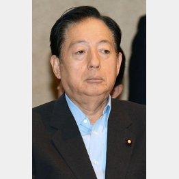 かつては「公明党のプリンス」/(C)日刊ゲンダイ