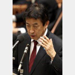 安倍首相の大の「お友達」/(C)日刊ゲンダイ