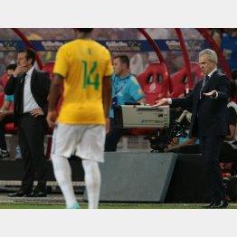 ブラジルがうらやましい… (C)六川則夫/ラ・ストラーダ
