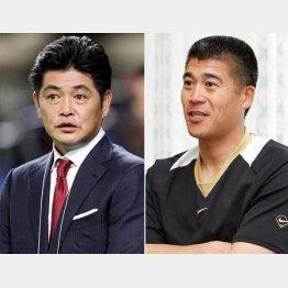 2人は師弟コンビ/(C)日刊ゲンダイ