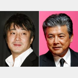 三浦家に招かれる仲/(C)日刊ゲンダイ