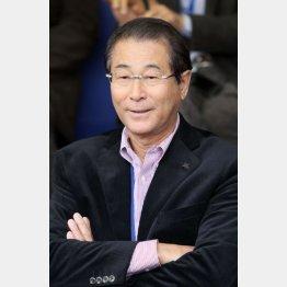 「交渉してみないと…」と語った高田GM/(C)日刊ゲンダイ