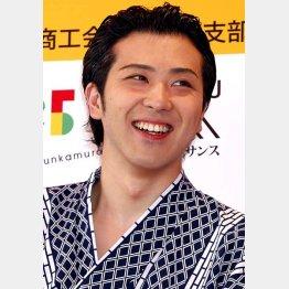 尾上松也も「前田敦子の恋人」のほうが通りがいい?/(C)日刊ゲンダイ