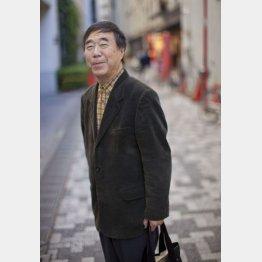 街歩き歴30年の川本三郎氏/(C)日刊ゲンダイ
