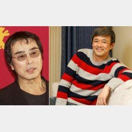 原田芳雄(左)は2011年7月に亡くなった/(C)日刊ゲンダイ
