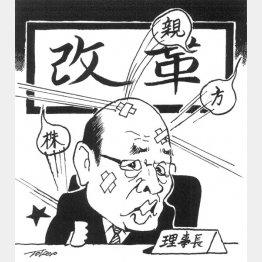第17回>北の湖理事長は親方株の...