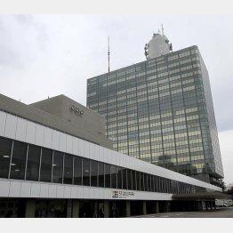 政治的判断で自主規制/(C)日刊ゲンダイ
