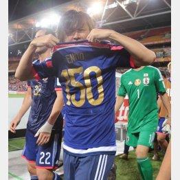 すでに代表150試合の偉業を達成 (C)六川則夫/ラ・ストラーダ