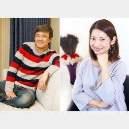 ノロケたっぷりに話した大渕弁護士/(C)日刊ゲンダイ
