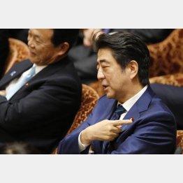 デマまき散らし (C)日刊ゲンダイ