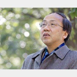 現在、明大法科大学院教授の瀬木比呂志氏