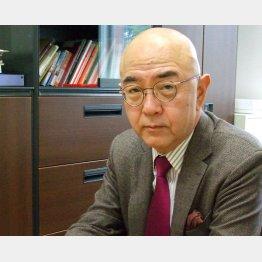 同志社大学大学院で教授を務める内藤正典氏