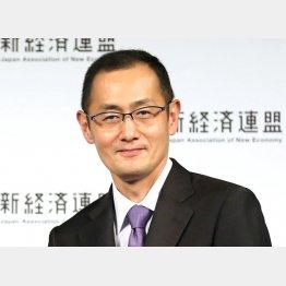 iPS細胞研究の第一人者・山中伸弥教授(C)日刊ゲンダイ