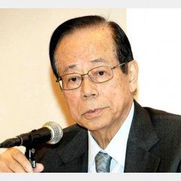 「拒否する理由はない」と福田元首相