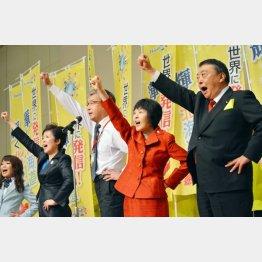 北海道は高橋はるみ氏が4回目の当選