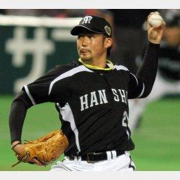 初白星も逃した岩田投手