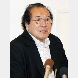 4月15日に亡くなった愛川欽也さん