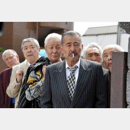 (C)2015『龍三と七人の子分たち』製作委員会