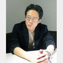 京都精華大専任講師の白井聡氏