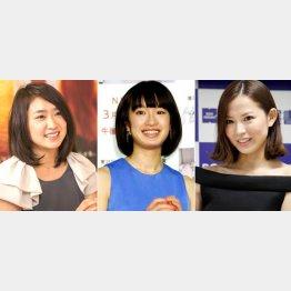 堂々と脱いで、演技も高評価の女優3人
