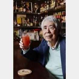 「今は高くていい酒を少し」と古谷三敏さん
