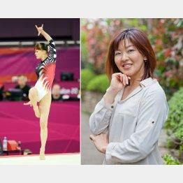 ロンドン五輪、田中理恵の床運動は信田美帆さんが振り付け