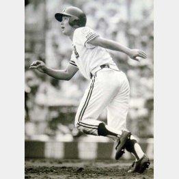 上宮高校時代の初本塁打