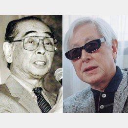 木下恵介監督(左)や深作欣二監督の戦争映画は必見