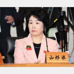 吉村知事は梅津氏支持を表明