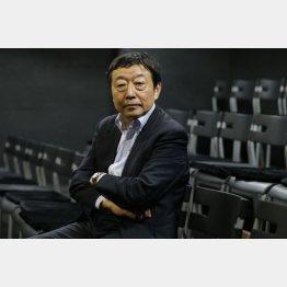 現在は京都造形芸術大で教授を務める