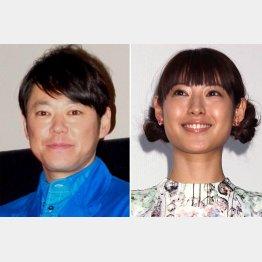主演の阿部サダヲと妻役の瀧本美織