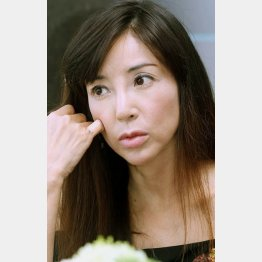 根っからの女優だった(C)日刊ゲンダイ