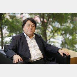 赤川次郎氏