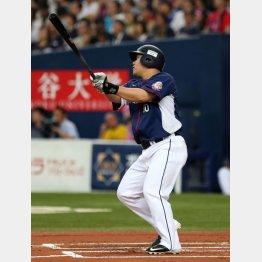 驚異の本塁打率を誇る
