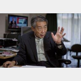 TPP阻止国民会議事務局長の首藤信彦氏