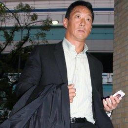 阪神監督に就任した金本氏