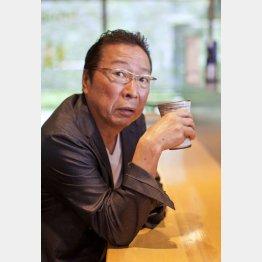 「ロケ中は飲まない」と石倉三郎さん