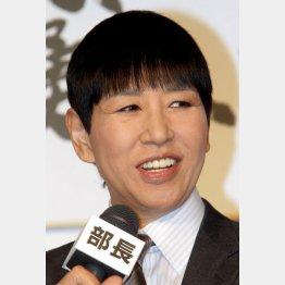 ケンカを売られた格好の和田アキ子