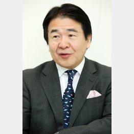 竹中平蔵パソナ会長